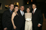 Mark Ledbetter, Danette Holden, Mark Hoebee, Jessica Bogart and Matt Bogart