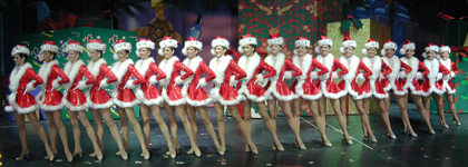 Radio City Rokettes